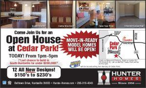 Cedar Park Open House
